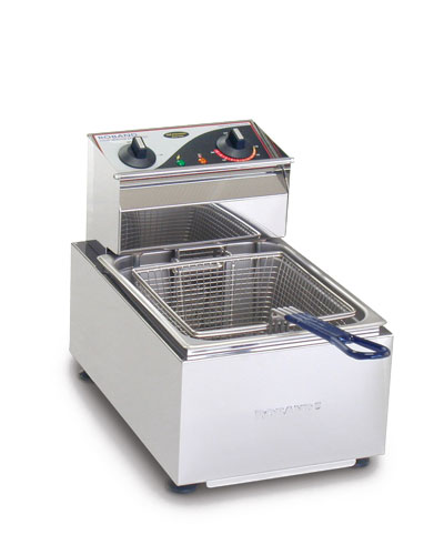 Roband F-series Fryers (Counter Top Fryer)