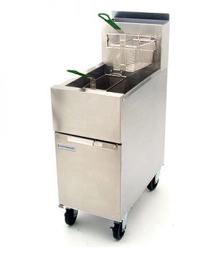 Dean Super-Runner Value Gas Fryer (SR-Series)