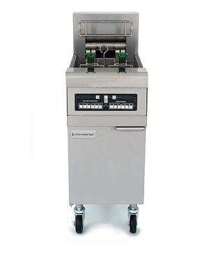 Dean Frymaster High-Efficiency E4 Electric Fryers (RE14)