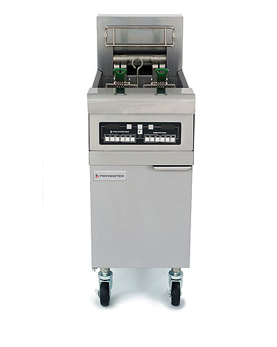 Frymaster High-Efficiency E4 Electric Fryers (RE17)