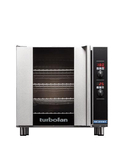 Moffat Turbofan E32D4 Digital Electric Convection Oven
