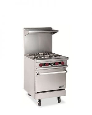 Therma-tek Gas Restaurant Range 24
