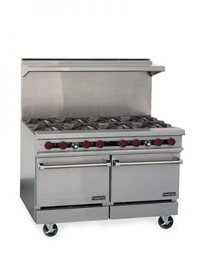 Therma-tek Gas Restaurant Range 48