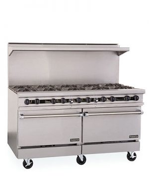 Therma-tek Gas Restaurant Range 60 Inch