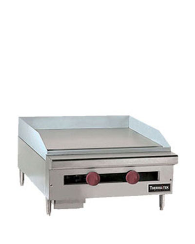 Therma-tek Gas Counter Heavy-Duty Griddle