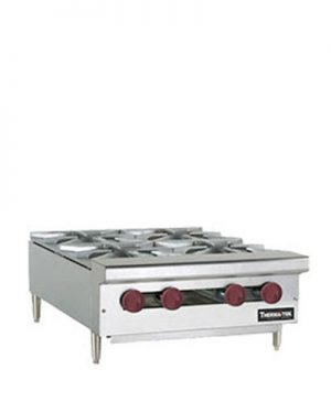 Therma-tek Gas Counter Heavy-Duty Hotplate