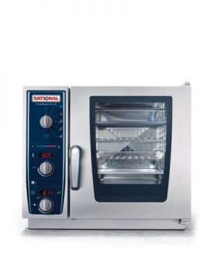 Rational CombiMaster® Plus XS Combi Oven (CMPXS-Series)