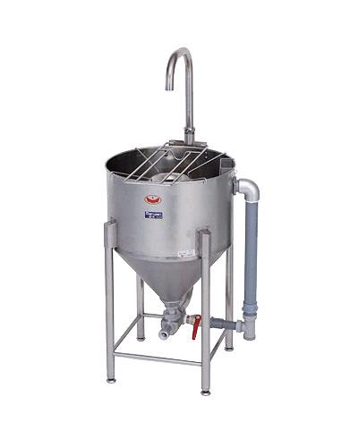 Maruzen Draft-Type Water Pressure Rice Washer