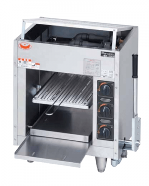 Maruzen Griller (Multiple Kitchen Griller Series)